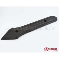 Heat isolating plate